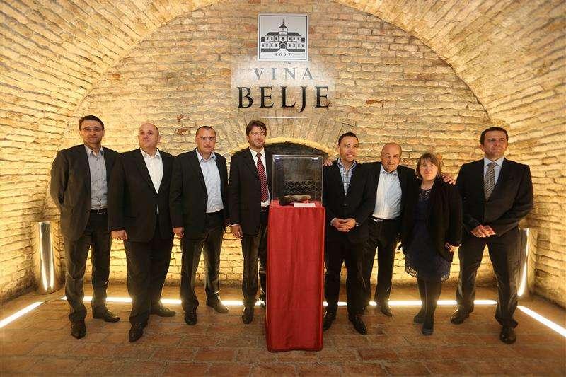 Vina Belje predstavila graševinu berbe 2013.