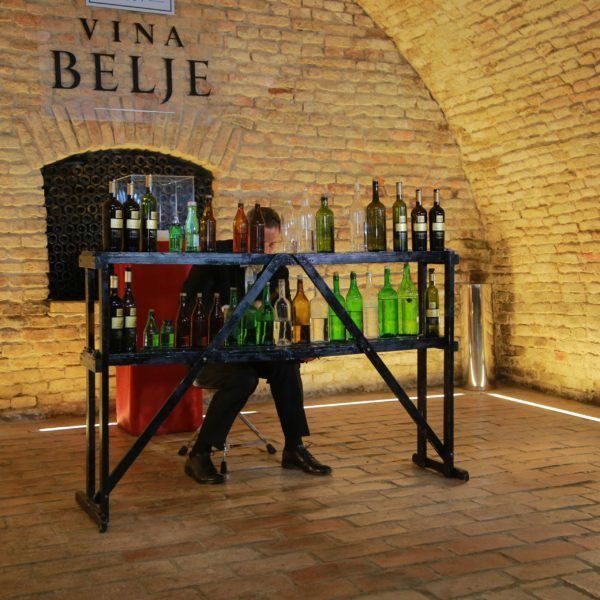 Ekskluzivno predstavljen Dunav Art Festival  na najljepšim lokacijama Vina Belje