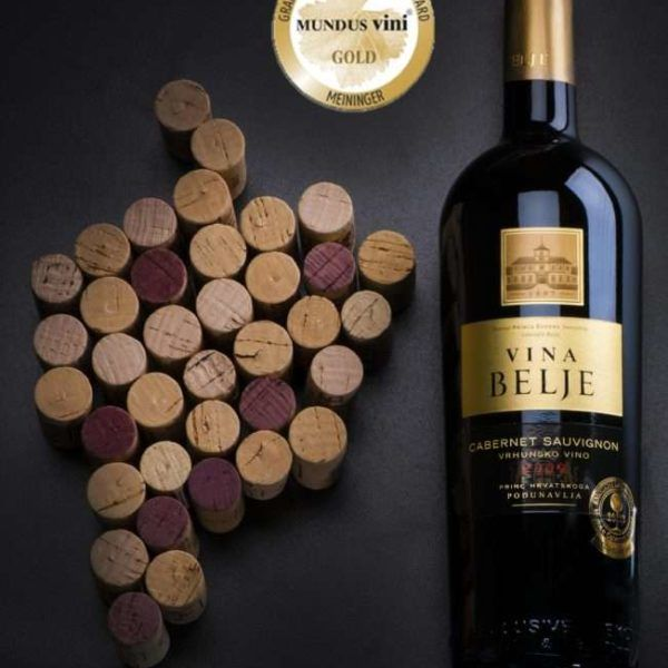 New prestigious awards for Vina Belje