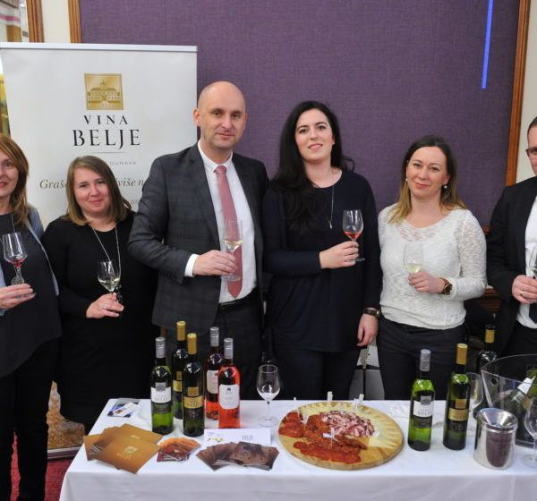 Large Tasting of Young Wines from All Parts of Croatia