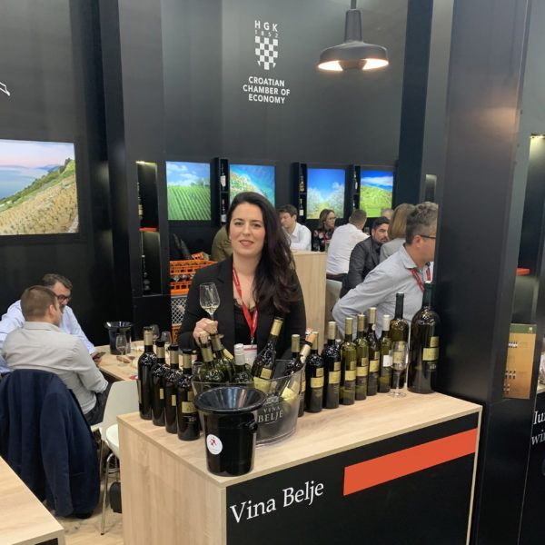 Vina Belje at the ProWein Trade Fair